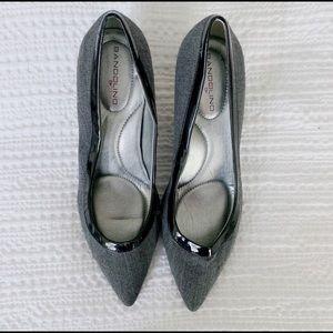 Bandolino Grey Heels